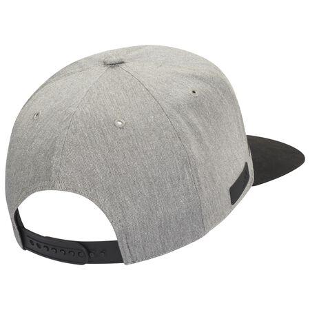 Heather Block Hat