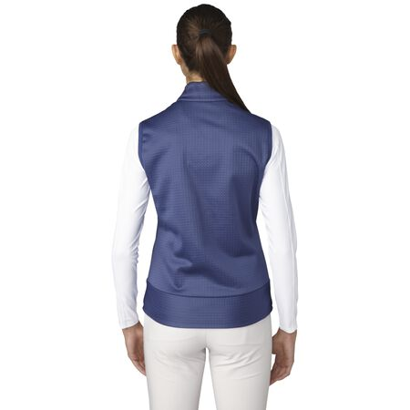 wind fleece vest