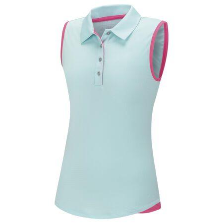 Climalite Essentials Girls 3-Stripes Sleeveless