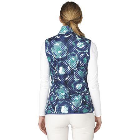 climawarm Printed Fleece Vest