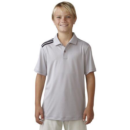 Boys Climacool 3-Stripe Polo